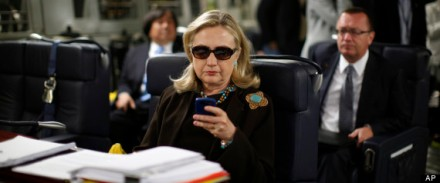 Libya Clinton Visit