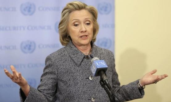 Clinton press conference