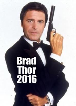 Brad Thor 2016